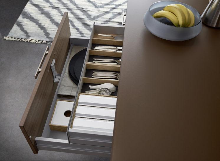 modele cuisine style moderne topos concrete