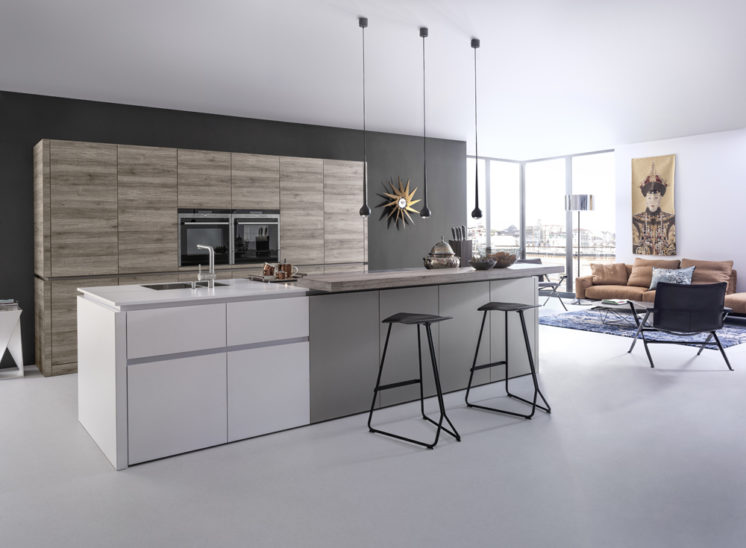 modele cuisine style moderne SYNTHIA C CERES C